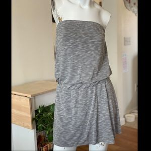 Victoria's Secret Tube Top Open Back Dress